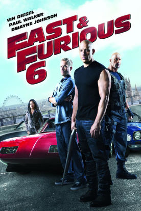 Fast & Furious 6 (VF)