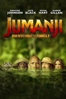 Jumanji : Bienvenue dans la jungle (Version française)