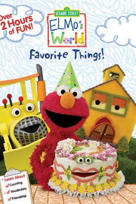 Sesame Street: Elmo's World: Favorite Things