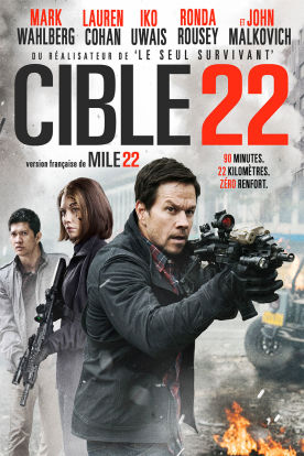 Mile 22 (VF)