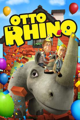 Otto, le rhino