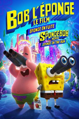 Bob l'éponge le film : Éponge en fuite (Version française)
