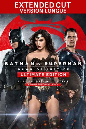 Batman vs Superman : L'aube de la justice (Version Longue) (Version française)