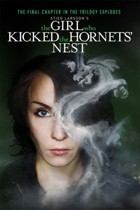 The Girl Who Kicked the Hornet's Nest (Swedish | English Subtitles)