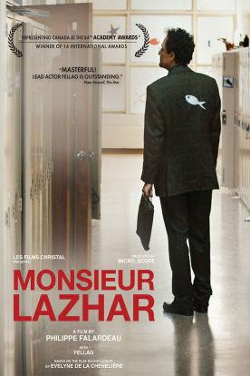 Monsieur Lazhar (French | English Subtitles)
