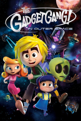 The GadgetGang in Outer Space