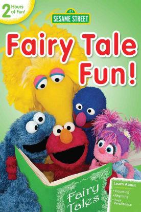 Sesame Street Fairytale Fun