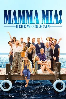 Mamma Mia! Here We Go Again (VF)