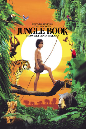 The Second Jungle Book - Mowgli and Baloo