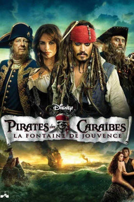 Pirates of the Caribbean: On Stranger Tides (VF)