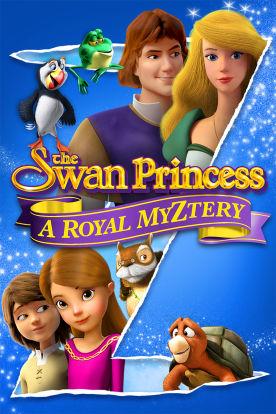 Swan Princess: A Royal Myztery