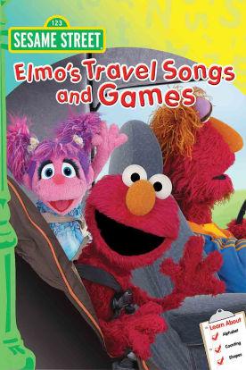 Sesame Street: Elmos Travel Songs and Games
