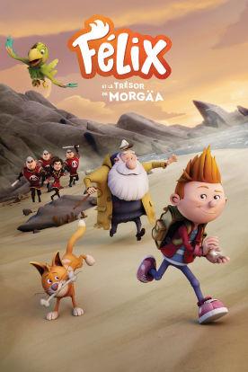 Félix et le trésor de Morgäa (Version française)