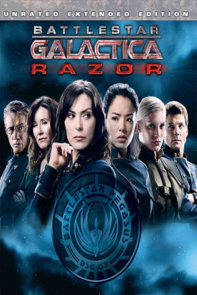 Battlestar Galactica: Razor (Unrated Extended Edition)