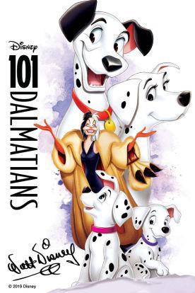 101 Dalmatians Signature Collection