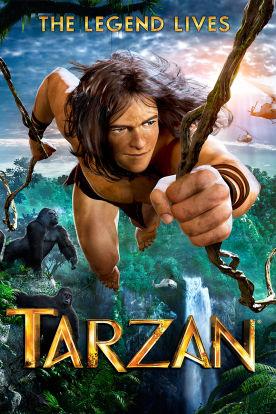 Tarzan: The Legend Lives
