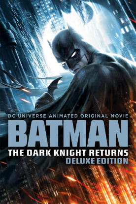 DCU Batman: The Dark Knight Returns Deluxe Edition