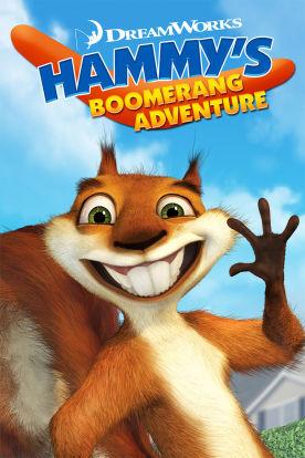Hammy's Boomerang Adventure