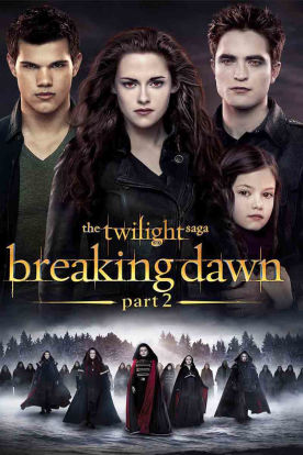 The Twilight Saga: Breaking Dawn - Part Two