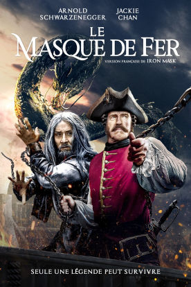 Le masque de fer (Version française)