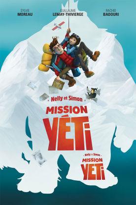 Nelly et Simon: Mission Yéti (Version française)