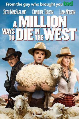 A Million Ways to Die in the West (VF)