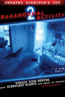 Paranormal Activity 2 (Unrated Director's Cut)