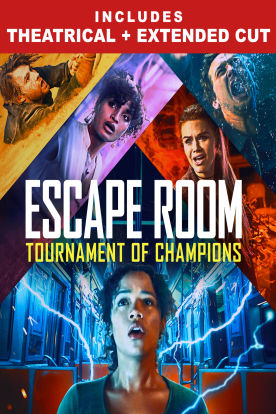 Escape Room: Tournament of Champions (Theatrical + Extended Version)