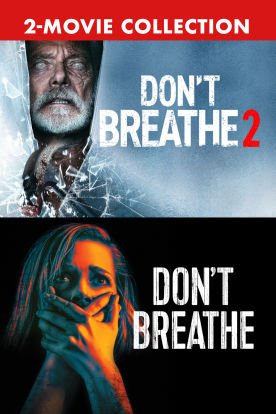 Don't Breathe 2-Movie Collection