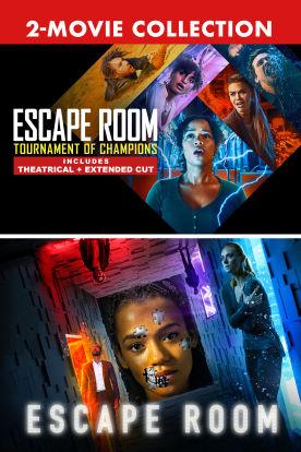 Escape Room 2-Movie Collection