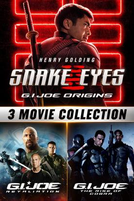 G.I. Joe 3-Movie Collection