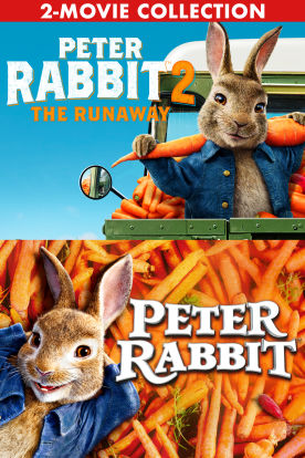 Peter Rabbit 2-Movie Collection