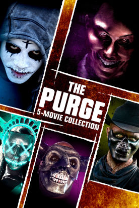 The Purge 5-Movie Collection