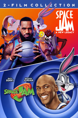 Space Jam: A New Legacy/Space Jam 2-Film Collection