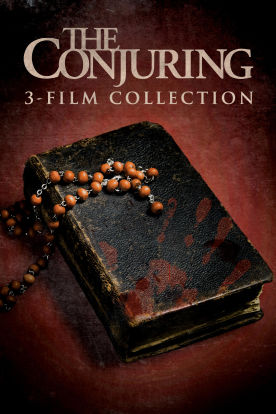 The Conjuring 3-Film Collection