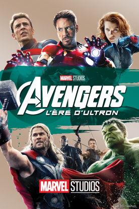 Avengers : L'ère d'Ultron (Version française)