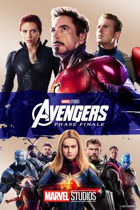 Avengers : Phase finale (Version française)