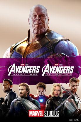 Avengers : La guerre de l'infini (Version française)