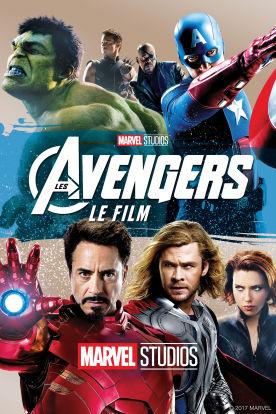 Les Avengers : Le film (Version française)