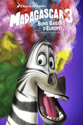 Madagascar 3 : Bons baisers d'Europe (Version française)