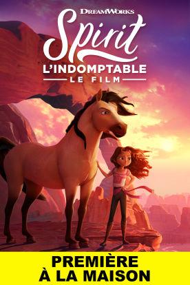 Spirit : L'indomptable (Version française)