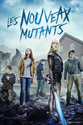 Les nouveaux mutants (Version française)