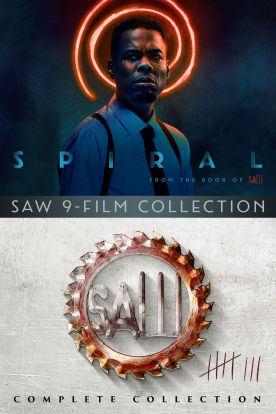 Saw 9-Film Collection