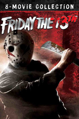 Friday the 13th 8-Movie Collection