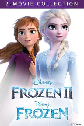 Frozen: 2-Movie Collection