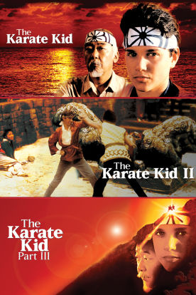 The Karate Kid 3-Movie Collection