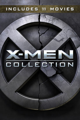 X-Men 11-Movie Collection