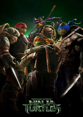 Teenage Mutant Ninja Turtles (2014) SuperTicket