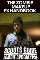 Scouts Guide To The Zombie Apocalypse - The Zombie Makeup FX Handbook