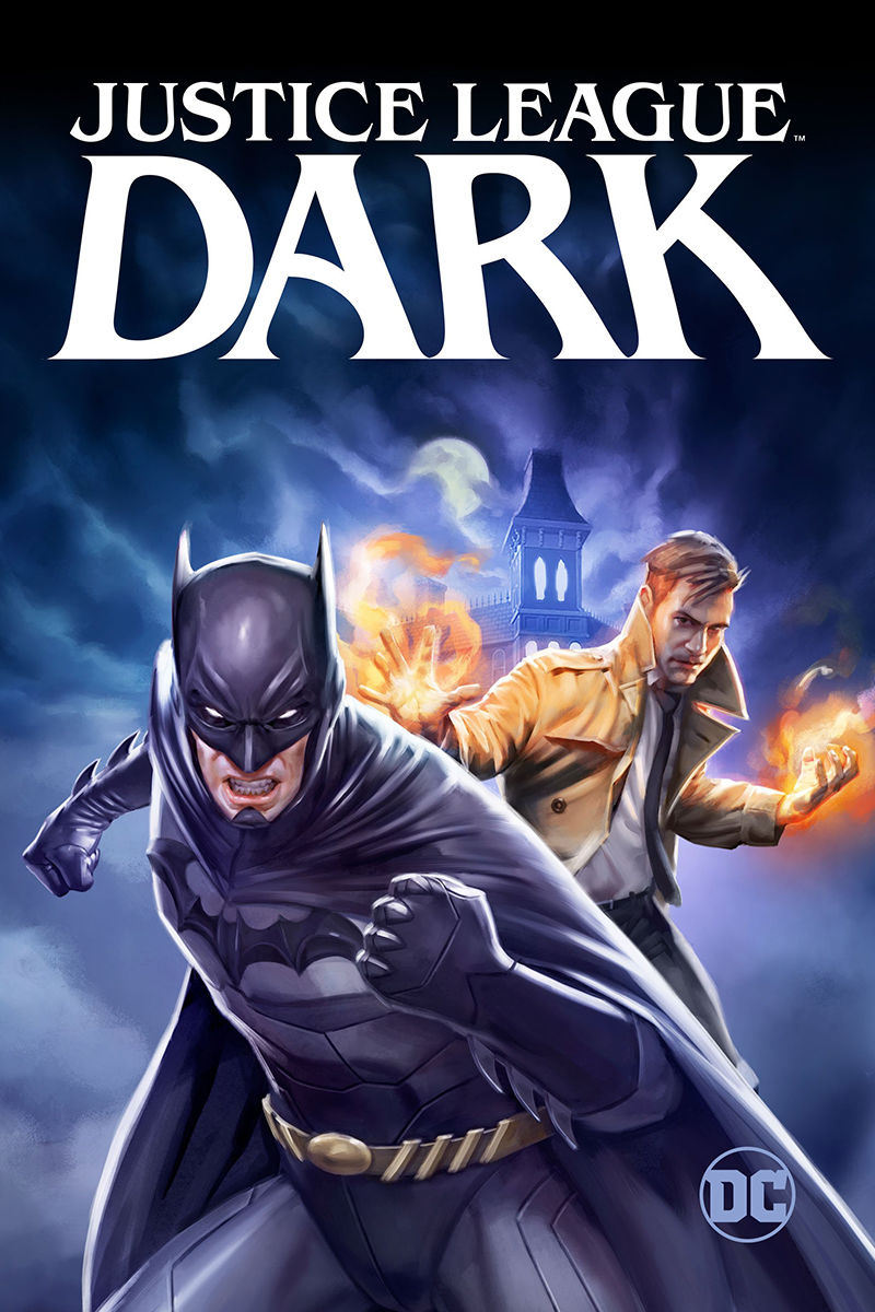 Justice League Dark, click to find out more